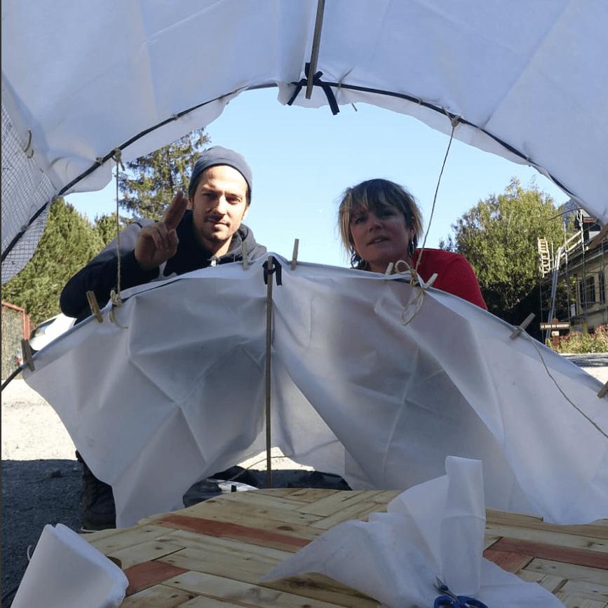 Mont-Blanc Lab 2019 au créa Mont-banc.