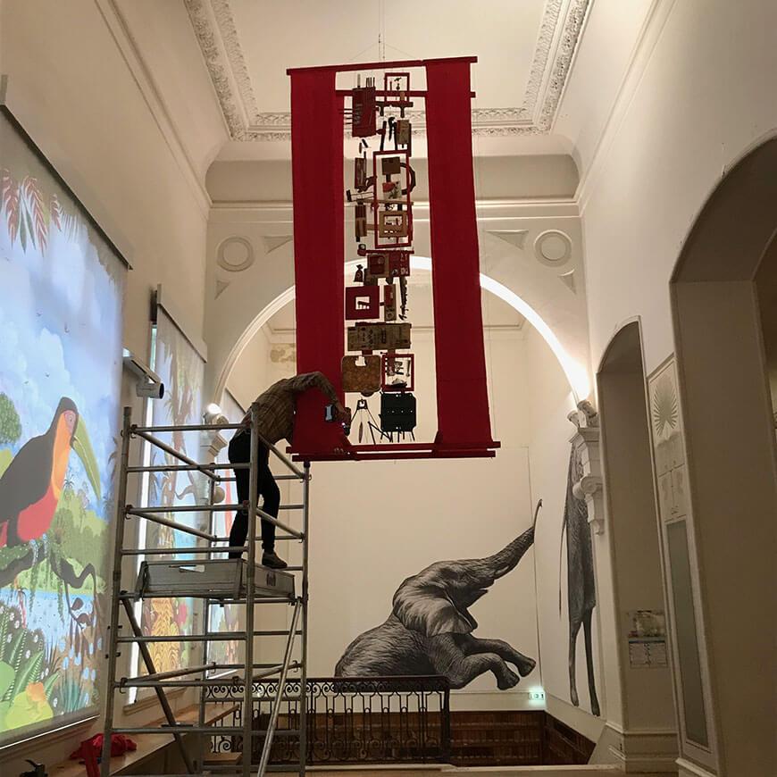 Fête de la science 2020 au Muséum d'histoire Naturelle de Nantes par Menu Détail